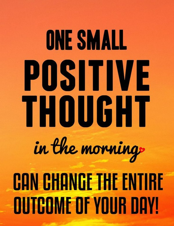 Best Positive Thoughts