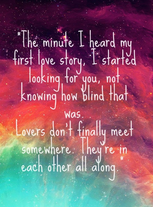 First Love Quotes For Her