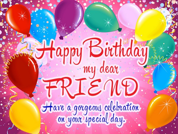 Happy Birthday Wishes For Friend Funny