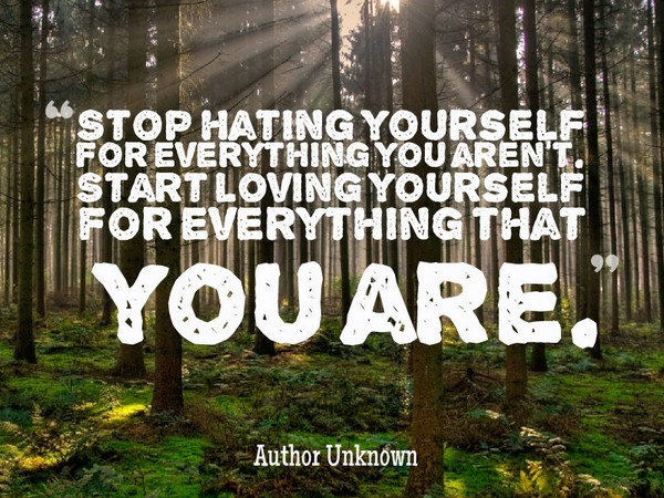 Quotes About Self Love Pinterest
