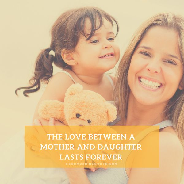 Amazing Mother Daughter Quotes