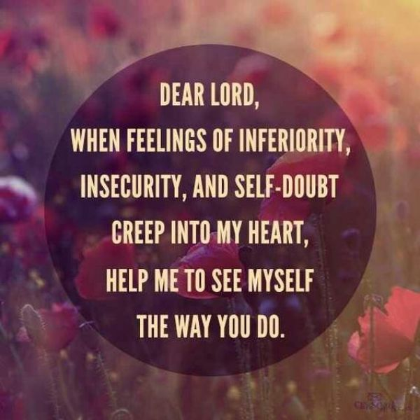 Christian Self Love Quotes
