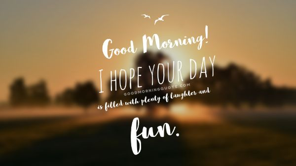 Good Morning Cute Images With Quotes