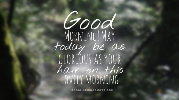 Good Morning Images With Cute Quotes