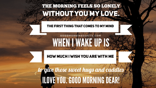 Good Morning Message Quotes For Him