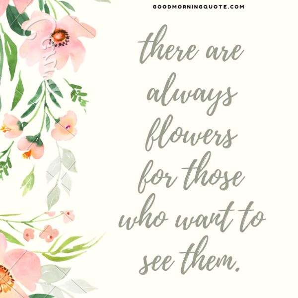 65 Spring Quotes And Sayings With Images Good Morning Quote