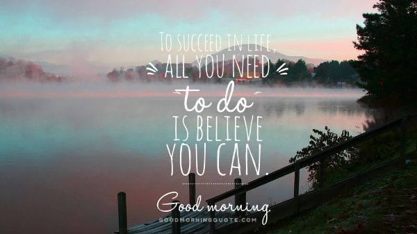Spiritual Good Morning Images With Quotes