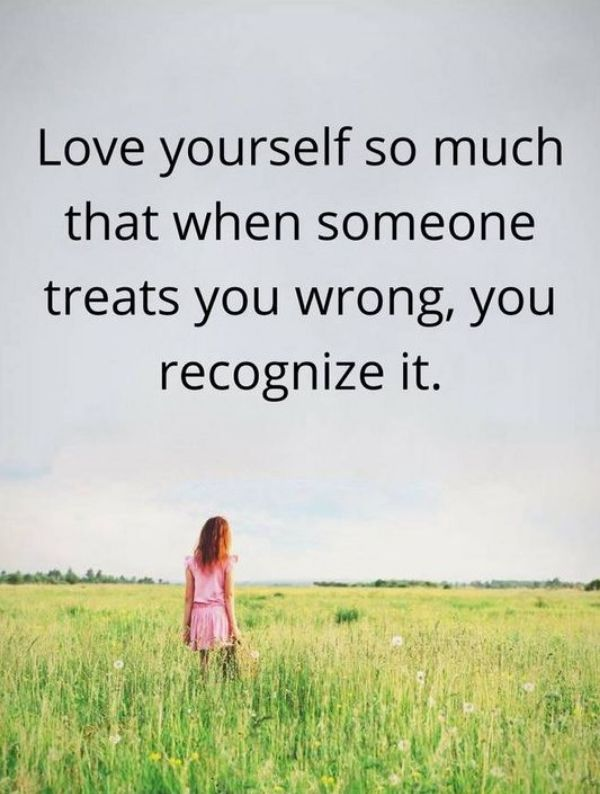 Too Much Self Love Quotes