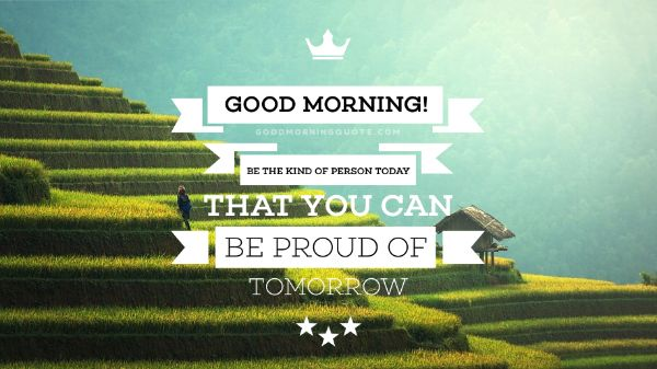 Very Good Morning Images With Quotes