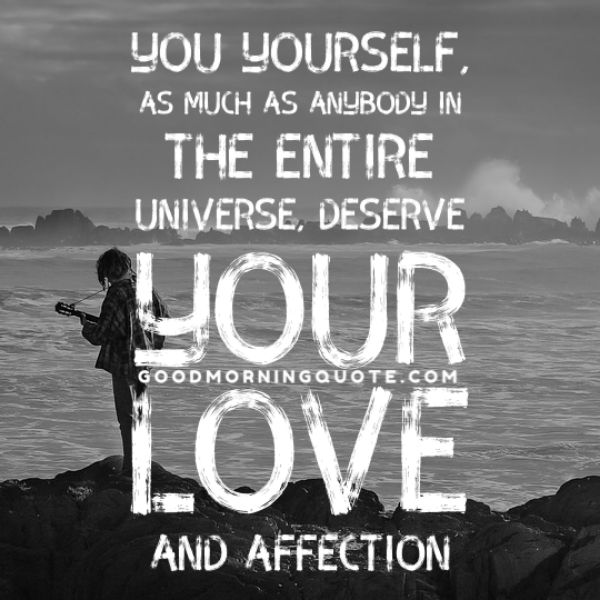 Always Love Yourself Quotes