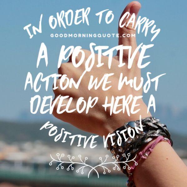 Nice Positive Attitude Quotes