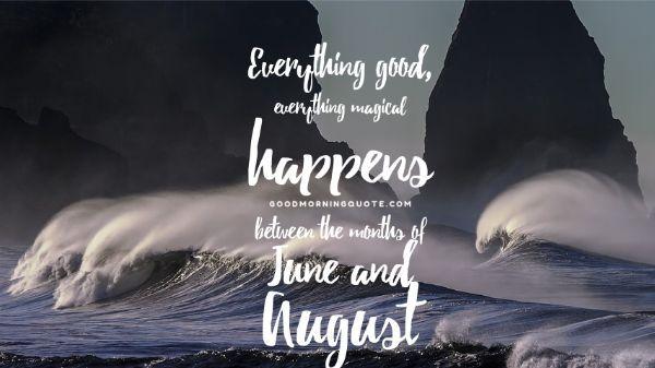Summer Break Quotes
