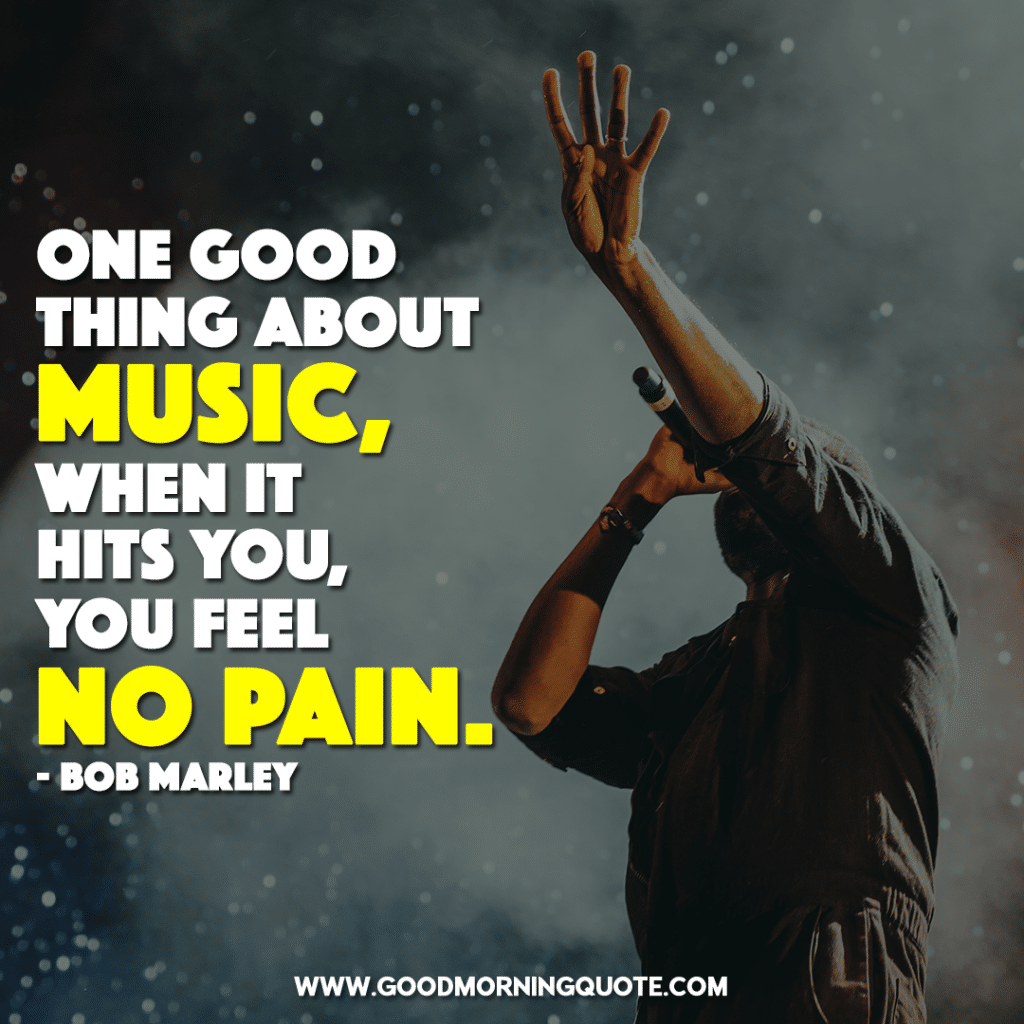 Bob Marley Quotes Love About Life