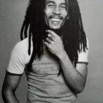 bob marley posing and smiling bob marley quotes