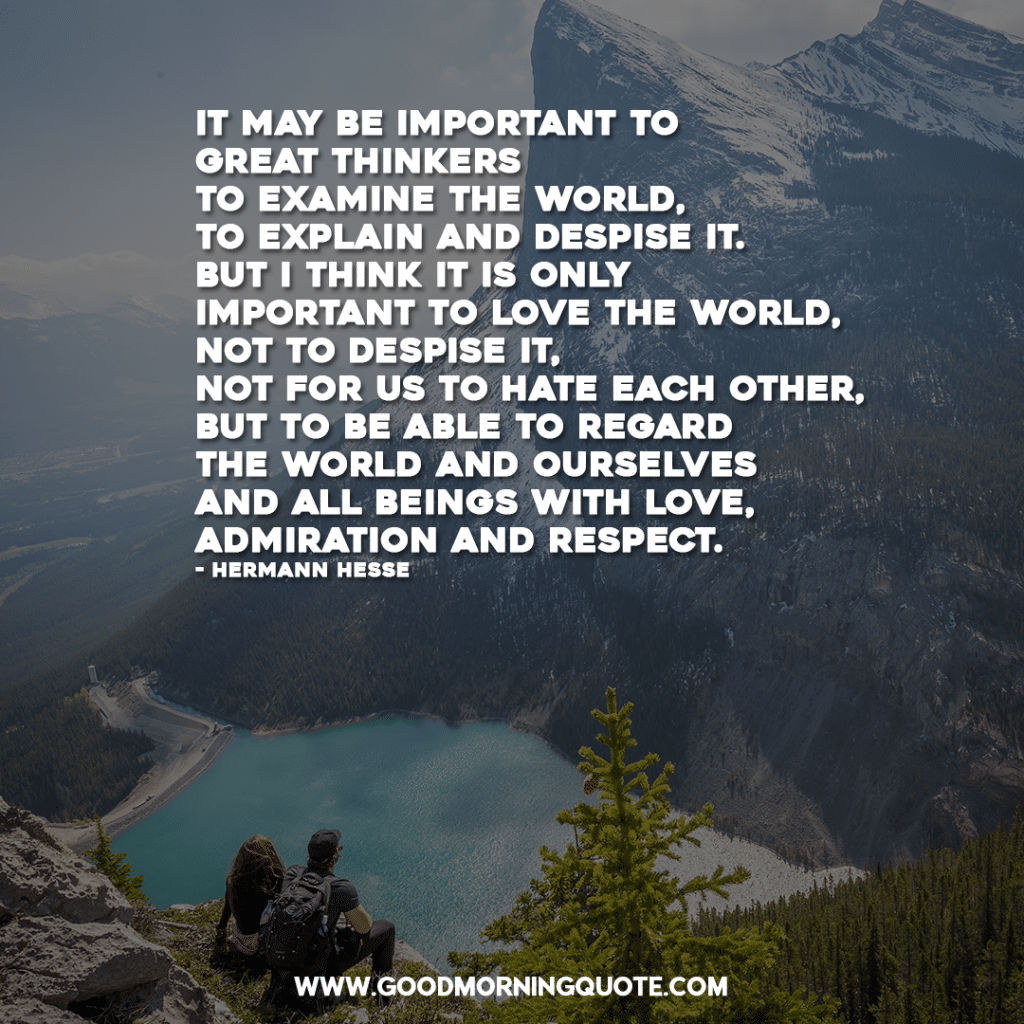 Fourteen Respect Quotes To Inspire You Good Morning Quote