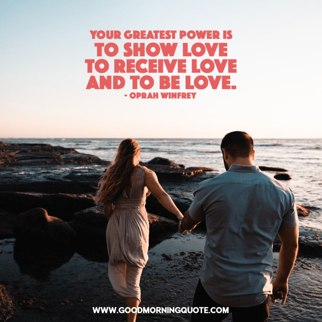 Power of Love Quotes That Prove How Powerful Love Really Is