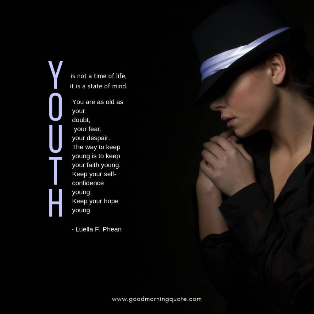 youth quotes, quotes about youth