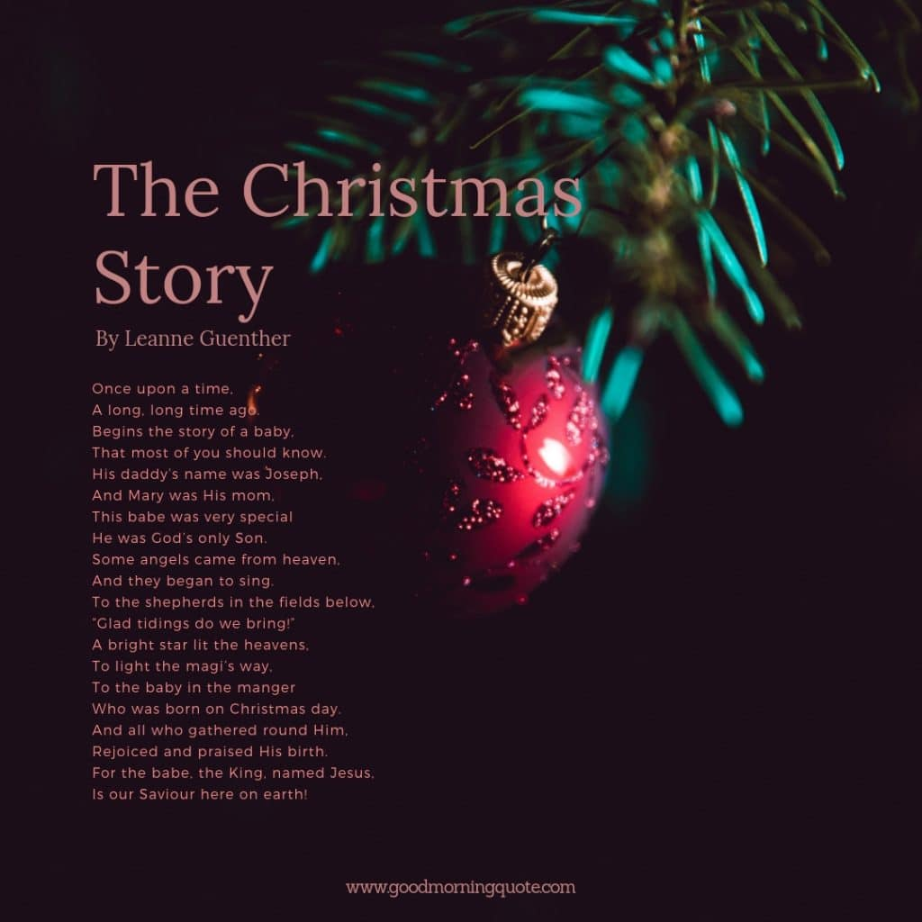 Christmas Poems.Wonderful Christmas Poems To Give You That Festive Feeling