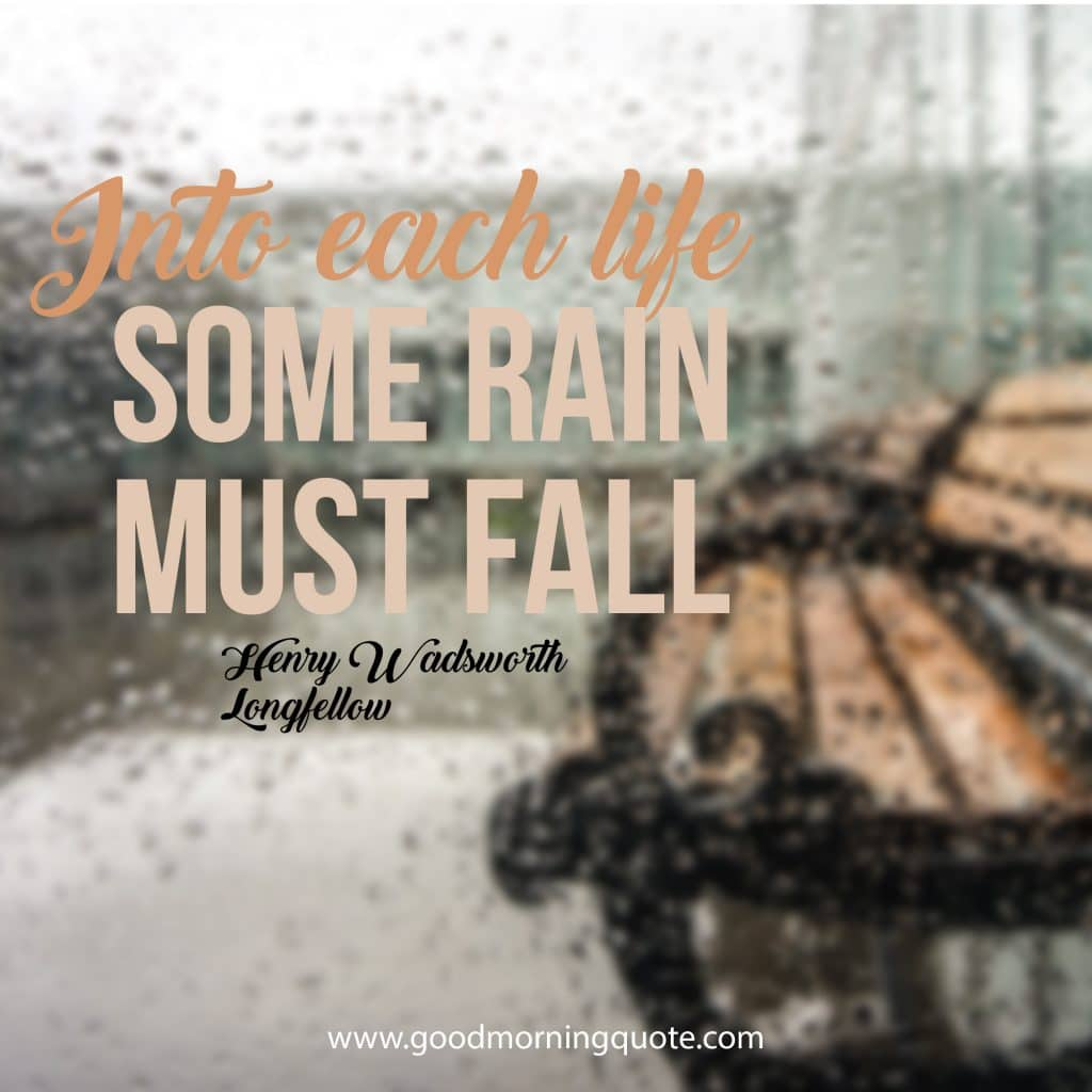 Cute Rainy Day Quotes: Rainy Day Quotes And Sayings To Brighten Your Day