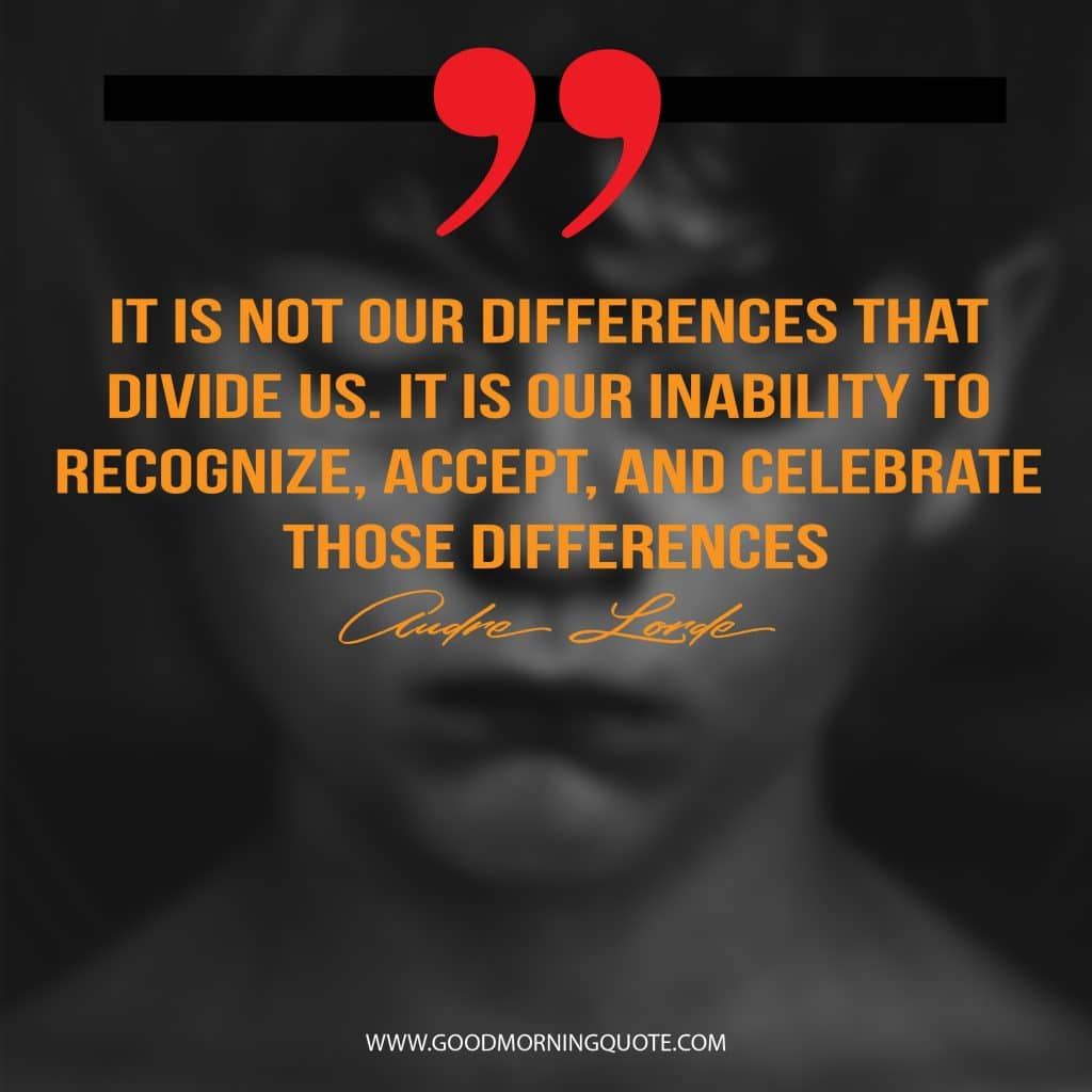 Racism Quotes and Sayings With Images - Good Morning Quote